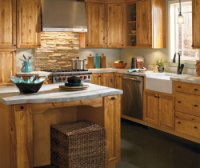Rustic Kitchen by Aristokraft Featured