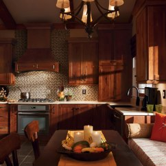 Rustic Hickory Kitchen Cabinets Design My Own Email