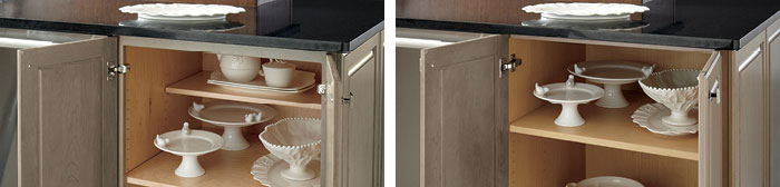 kitchen cabinet moulding what are the sharpest knives understand framed and frameless cabinets - masterbrand