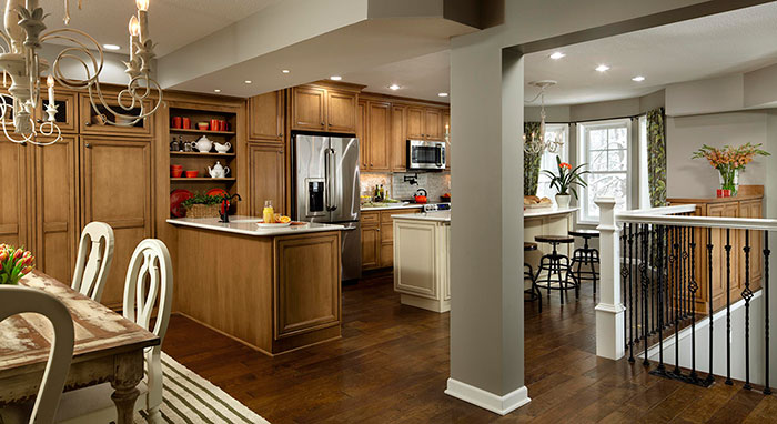 rachael ray kitchen stuff for sale remodel features maple cabinetry with decora cabinets on show