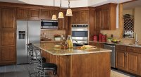 Kitchen Makeover Adds Plenty of Storage - MasterBrand