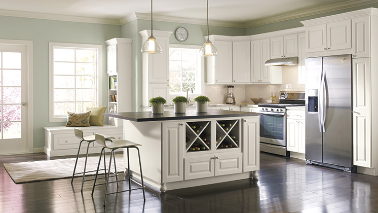 replacing kitchen cabinet doors green accessories cabinets & bathroom cabinetry – masterbrand