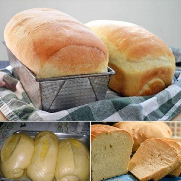 Pão caseiro fofinho para um café da manhã sempre caprichado