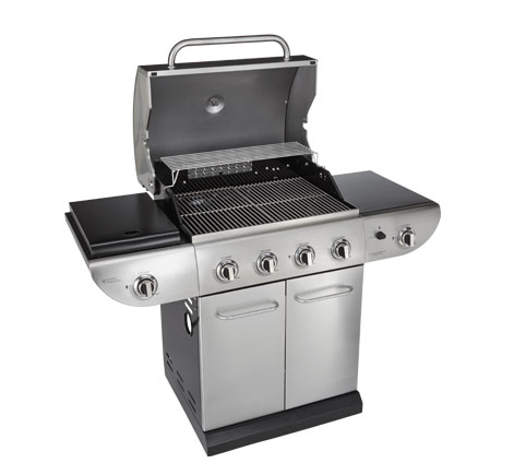 Master Chef E600 Barbecue