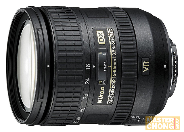 NIKON'S NEW AF-S DX NIKKOR 16-85MM VR