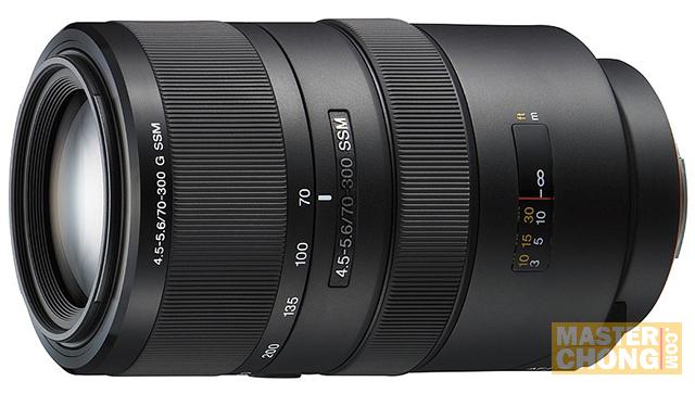 70-300mm f/4.5-5.6 G