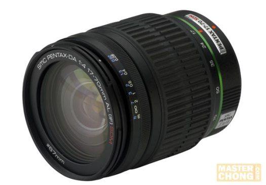 Pentax DA 17-70mm f:4 AL [IF] SDM Lens Announced