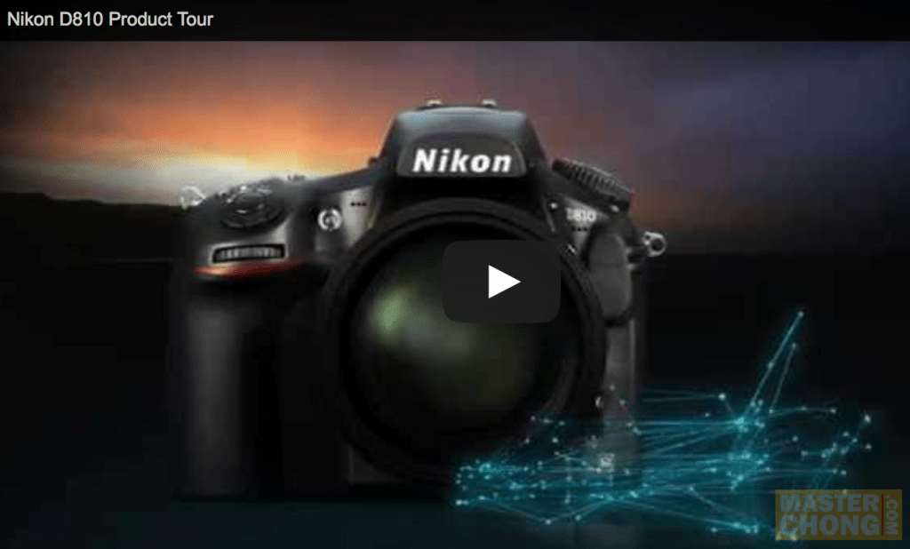 Nikon D810 in 120 seconds, by Nikon Asia