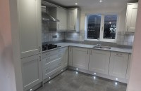 Hutton Light Grey kitchen - Real Kitchens | Design ...