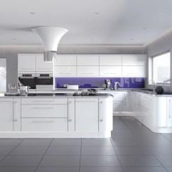 Ikea Kitchen Cabinets Reviews Large Rug High Gloss Kitchens - Mastercraft