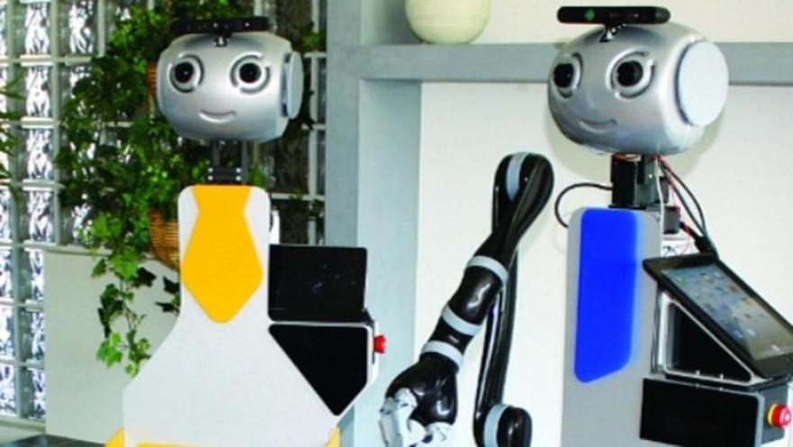 Il primo robot Portinaio