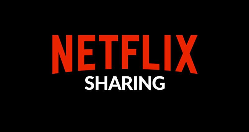 Come Condividere un Abbonamento Netflix, Spotify