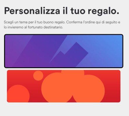 personalizza tema spotify