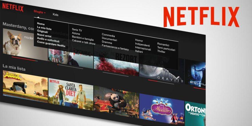 Le Categorie Nascoste di Netflix