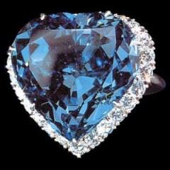 The Blue Heart Diamond