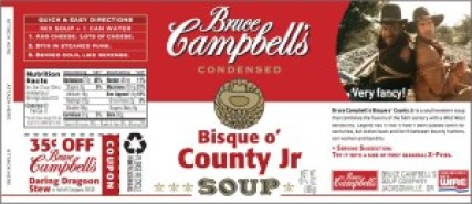 Diet wtih Campbell Soup