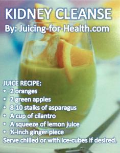 Kidney Cleansing Diet