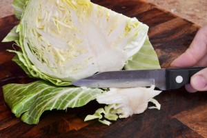 how long to boil cabbage wedges