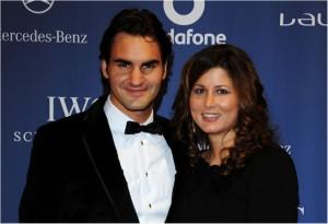 Roger Federer Girlfriend