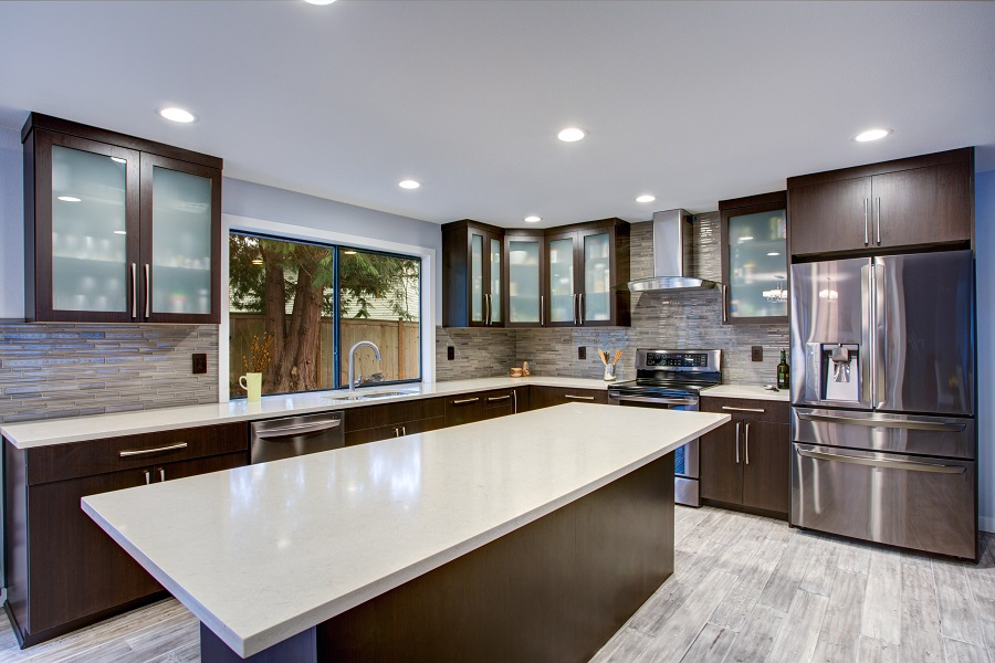 cheap kitchen remodels exhaust fans 5 simple low budget renovation calgary tips mastered home