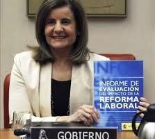 Una Evaluación precipitada de la reforma Laboral