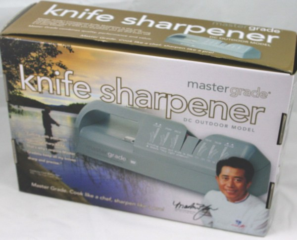 Mg-color Box Dc Power - Master Grade Knife Sharpener