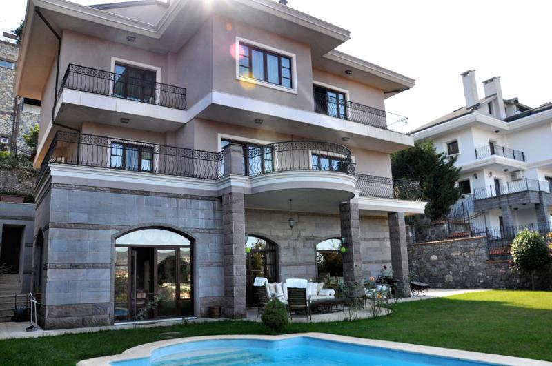 For sale villa in AcarlarIstanbul  MasterHomes