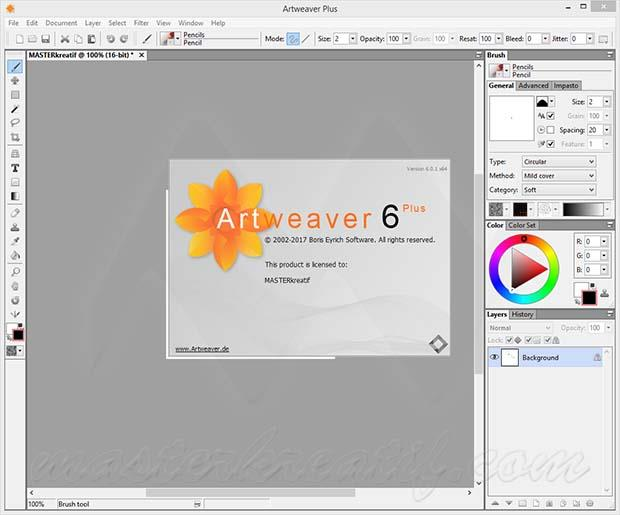 Artweaver Plus 6