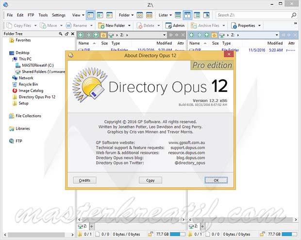 Directory Opus 12 Pro