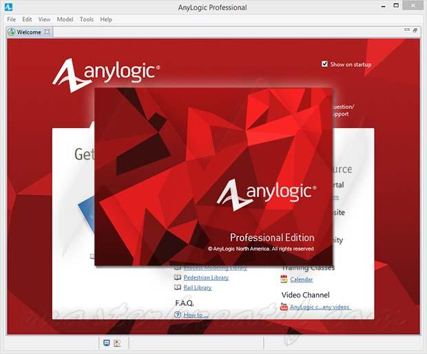 AnyLogic 7 Professional