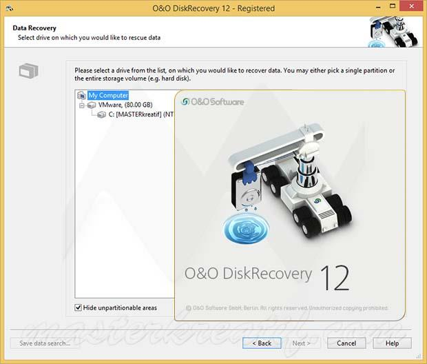 O&O DiskRecovery 12 Professional