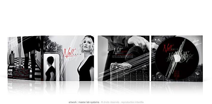 Graphisme Design CD  VINYL  DVD  MASTER LAB