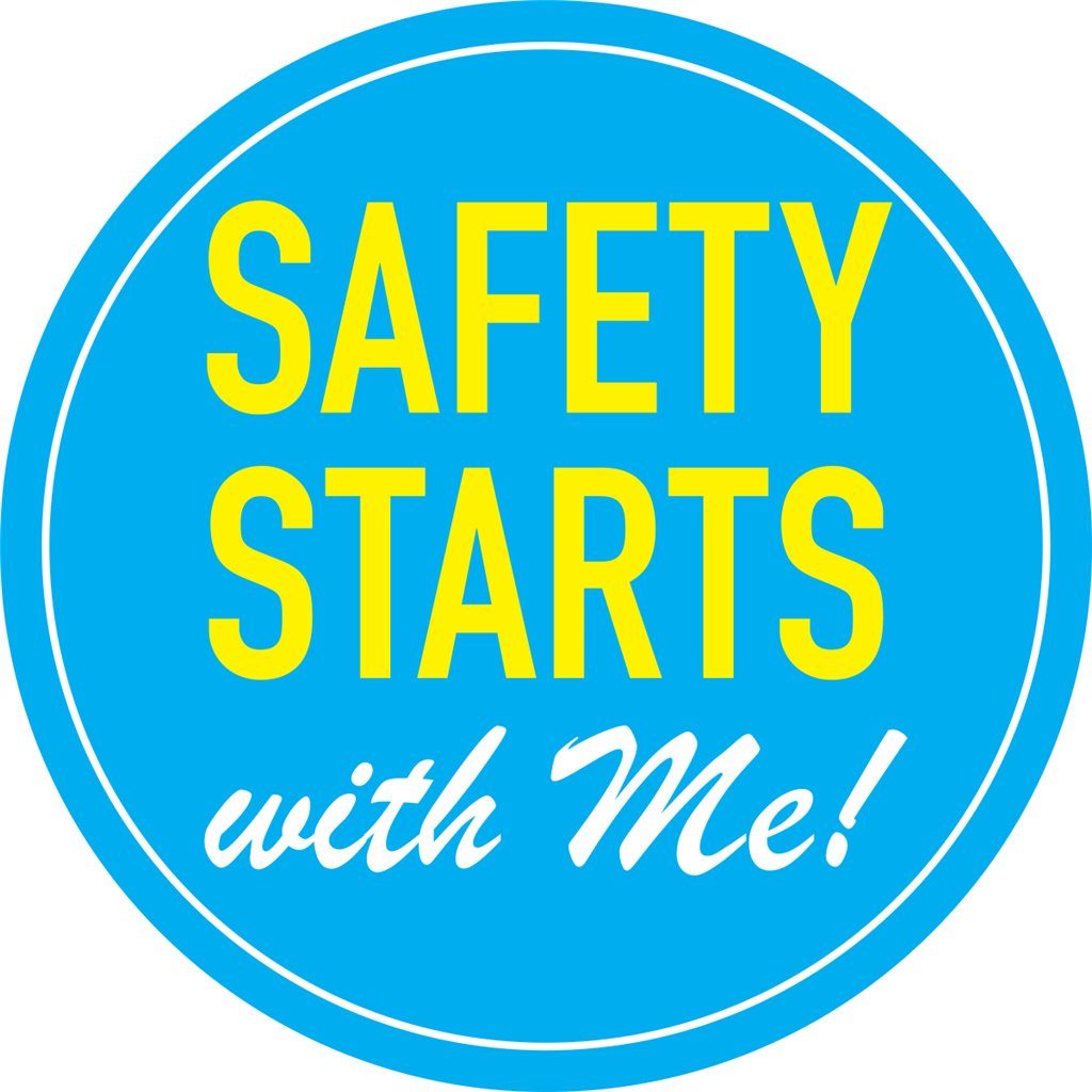 Stk Hh006 Stkhh006 Sticker Safety Starts With Me 2in