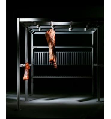 Portique  viande et carcasses
