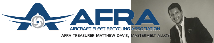 Aircraft fleet recycling association