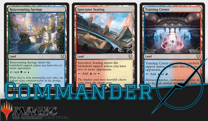 In Command Of Commander Legends Master Of Magics Sometimes you just have to double up! in command of commander legends