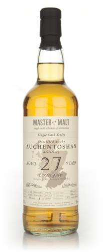 Auchentoshan 27 at Master of Malt