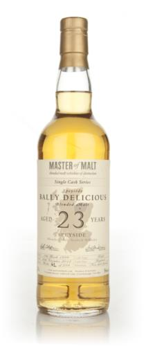Bally Delicious by Master of Malt