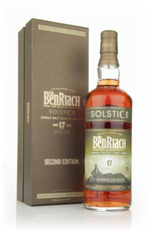 BenRiach Solstice 17yo