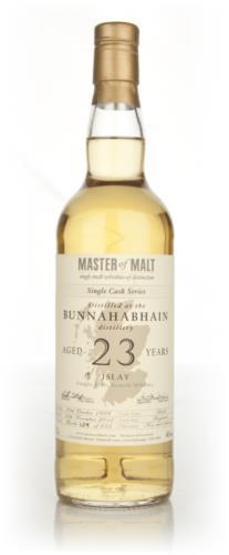 Bunnahabhain 23 at Master of Malt