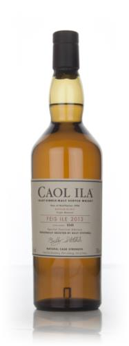Caol Ila Feis Ile 2013. Image from Master of Malt but sold out there.
