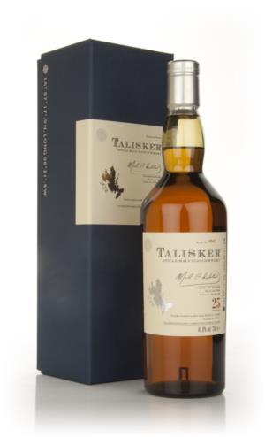 Talisker 25 at Master of Malt