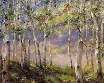 Aspen Trees - Autumn's Golden Carpet (2)