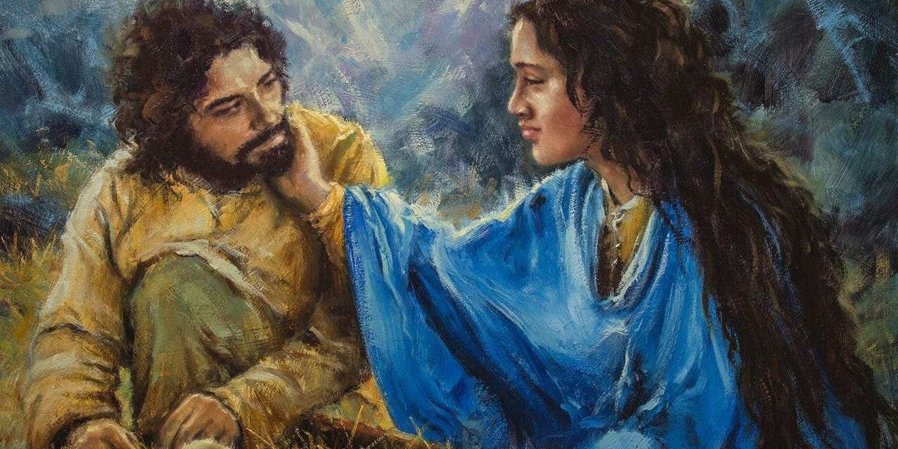 Love Knows No Bounds – My Nativity Scene