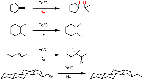 Dihydroxylation of Alkenes to give 1,2-diols (vicinal