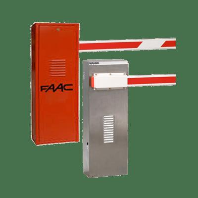 Barrera Automtica FAAC 640  Control de Accesos y Puertas