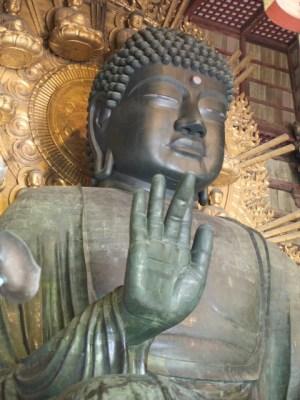 The Great Buddha at Todaiji