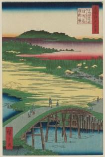 Sugatami Bridge, Omokage Bridge, and Jariba at Takada