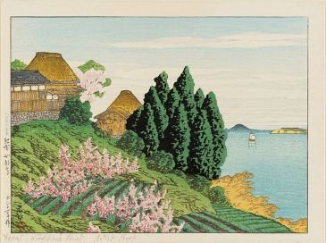 Kabeshima in Hizen Province