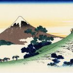 Katsushika Hokusai's 36 views of Mt.Fuji all prints